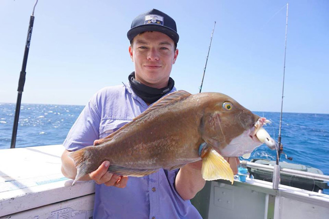 Abrolhos Island Fishing Charters Image