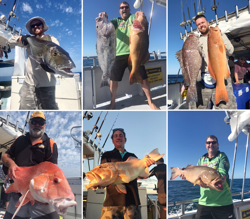 Montebello Islands Fishing Charters