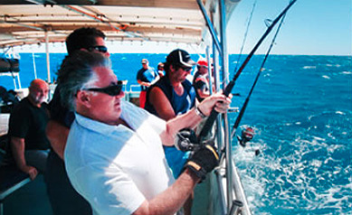 Fremantle and Perth Fishing Trips
